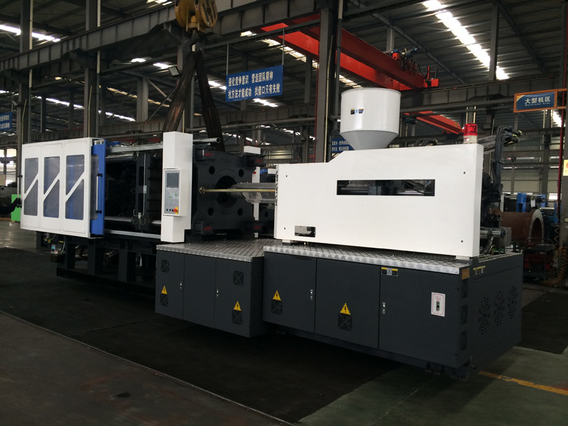 18 Tons Injection Molding Machine , Injection Stretch Blow Molding Machine